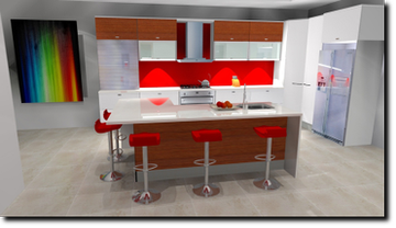 Beautiful KD Max 3D   KD Max 3D Kitchen Design Software South Africa