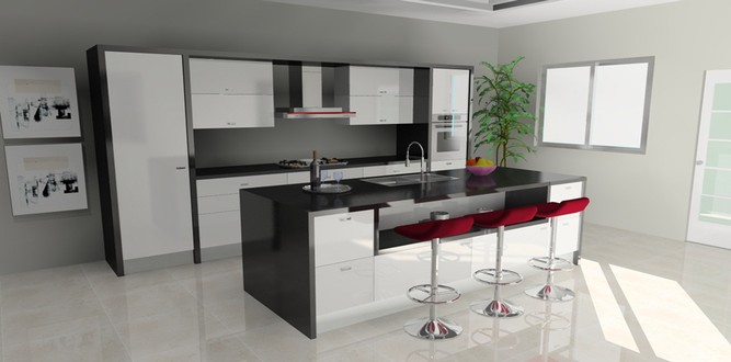 Kitchen Design - Blog - KD Max 3D Kitchen Design Software South Africa