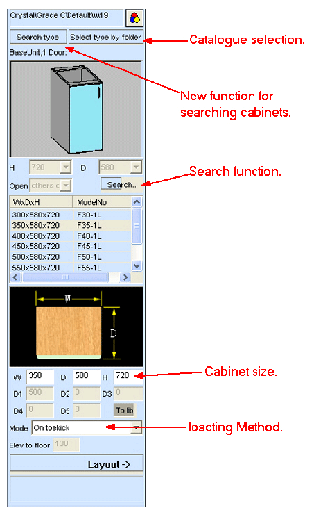 Cabinet Layout Kd Max 3d Kitchen Design Software South Africa