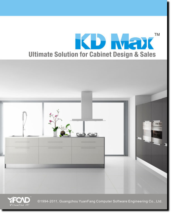 KD Max 3D Kitchen Design Software South Africa